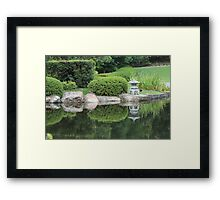 Soulful reflections Framed Print