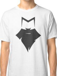 Meninist Baseball Tee - Black/White Classic T-Shirt