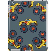Monster truck iPad Case/Skin