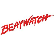 BEAWATCH Photographic Print