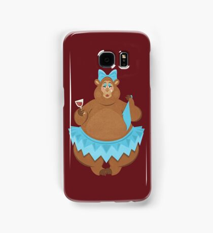 Country Bear Jamboree - Trixie Samsung Galaxy Case/Skin