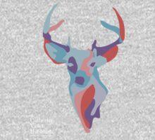 Catherine's Deer - Dark Shirts One Piece - Long Sleeve