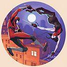 Daredevil/Elektra: Harmony by downersteve
