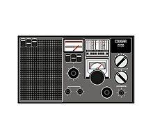 Pixel Radio 1 of 3 Photographic Print