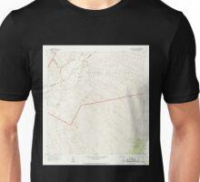 USGS TOPO Map Hawaii HI Mauna Loa 349578 1966 24000 Unisex T-Shirt