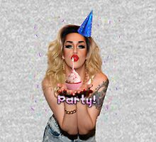 Party! Adore Delano Womens Fitted T-Shirt