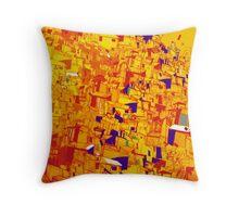 House pattern Throw Pillow