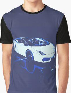 Lamborghini Gallardo illustration Graphic T-Shirt