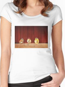 Dixie Chicks Women's Fitted Scoop T-Shirt