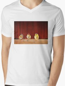Dixie Chicks Mens V-Neck T-Shirt