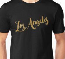 Golden Look Los Angeles Unisex T-Shirt