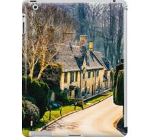 Charming Cotswolds. iPad Case/Skin