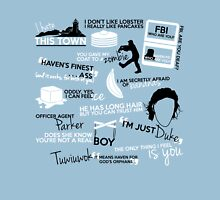 """Haven""ly Quotes Unisex T-Shirt"