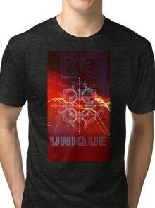 Be Unique Tri-blend T-Shirt