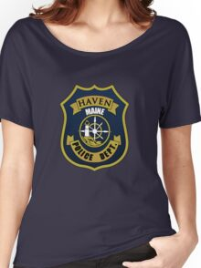 Haven PD. (Alternate) Women's Relaxed Fit T-Shirt