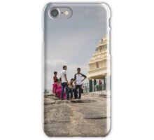 Kempe Gowda Tower, Lalbagh Botanical Garden, Bangaluru, India. iPhone Case/Skin