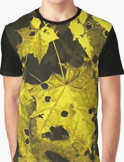 Maple Dots Graphic T-Shirt