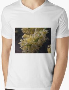 Soft Illumination Mens V-Neck T-Shirt