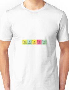 Genyus Chemistry Humor Unisex T-Shirt