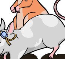 Hangar Rats Sticker
