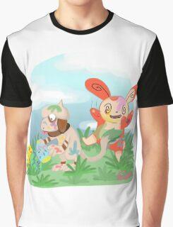 Easter Pokemon Egg Painting  Graphic T-Shirt