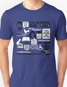Lost Quotes T-Shirt