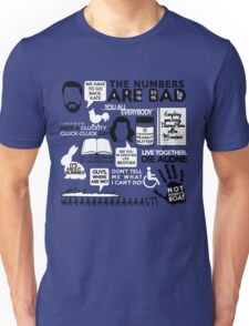 Lost Quotes Unisex T-Shirt