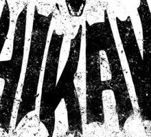 Shikaka Ace Ventura Movie Quote Sticker
