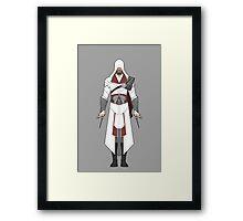 Ezio (Brotherhood) Framed Print