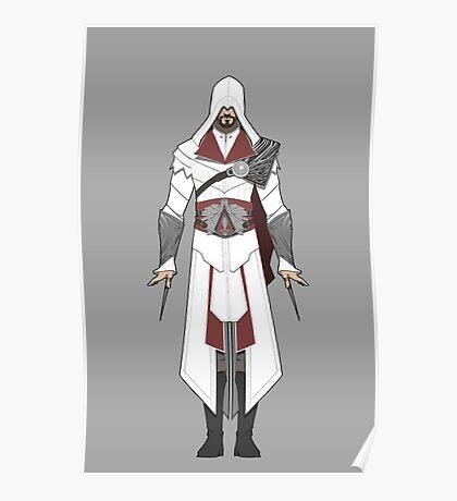 Ezio (Brotherhood) Poster