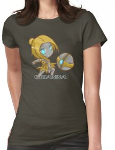 Orianna Womens Fitted T-Shirt