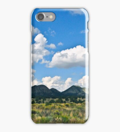 SPRING ON NEW MEXICO HIGH PLAINS iPhone Case/Skin
