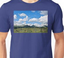SPRING ON NEW MEXICO HIGH PLAINS Unisex T-Shirt