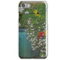 Yachats Oregon - Container Gardening iPhone Case/Skin