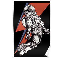 Astronaut Ziggy Poster