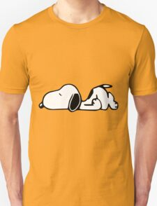 Snoopy Lazy T-Shirt