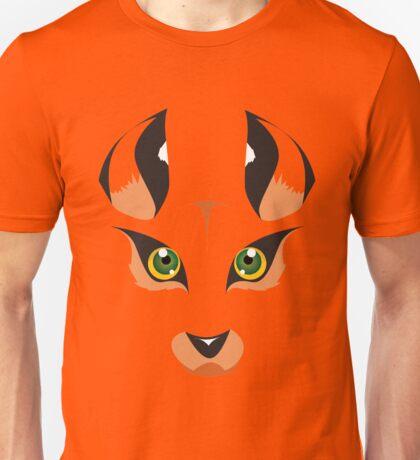FoxFace Unisex T-Shirt