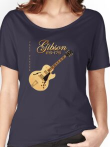 Gibson ES 175 Jazz Player Women's Relaxed Fit T-Shirt