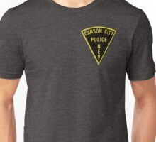 Carson City Police Unisex T-Shirt