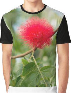 Bottle Brush Burst Graphic T-Shirt