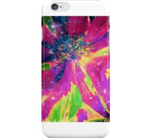 The cosmic daisy traveller iPhone Case/Skin