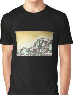 Mountain Sunrise Graphic T-Shirt