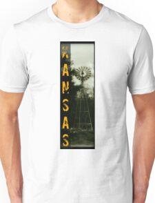 Ask Kansas Unisex T-Shirt
