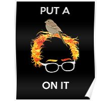 Put A Birdie On It Poster