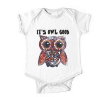 Owl - It's owl good One Piece - Short Sleeve