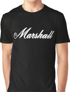 Marshall White Graphic T-Shirt