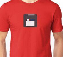Zip Disc Unisex T-Shirt