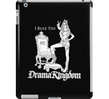 drama kingdom iPad Case/Skin