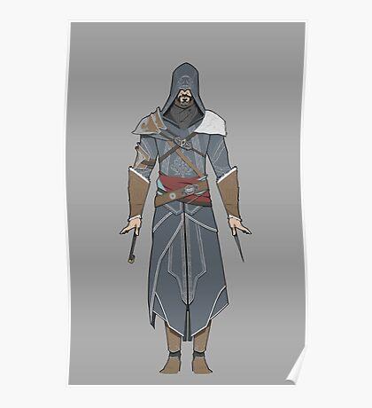 Ezio (Revelations) Poster