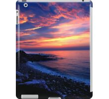 Atlantic Ocean Just Before Sunrise iPad Case/Skin